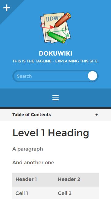 template:writr [DokuWiki]