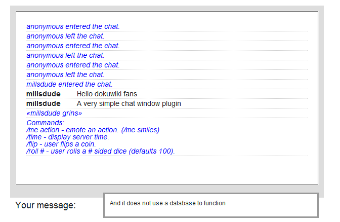 Php Chat Room Polling Or Websocket